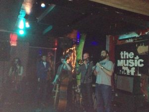 Nublu in NYC (day 6 of tour, concert 7)